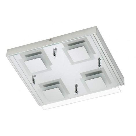 Briloner - 2213-048 - LED Fürdőszobai mennyezeti lámpa SPLASH 4xLED/4,5W/230V