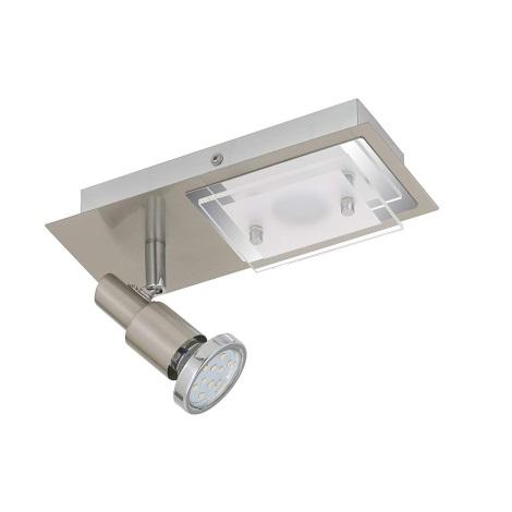 Briloner 2879-022 - LED Mennyezeti lámpa COMBINATA 1xGU10/3W + LED/5W/230V