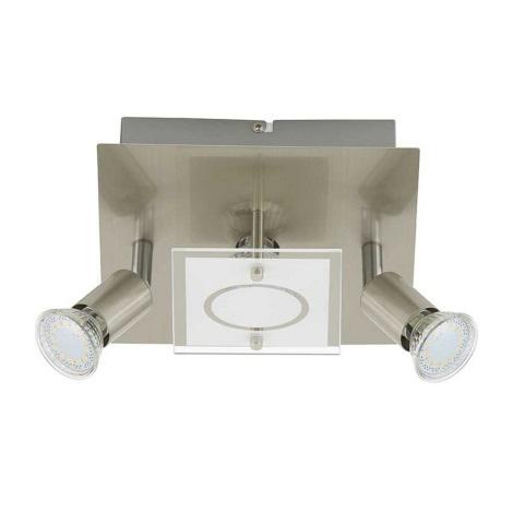 Briloner 3497-032 - LED Mennyezeti lámpa START 3xGU10/3W/230V
