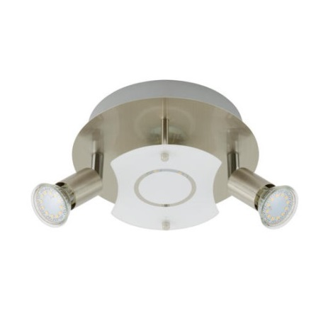 Briloner 3499-032 - LED Mennyezeti lámpa START 3xGU10/3W/230V