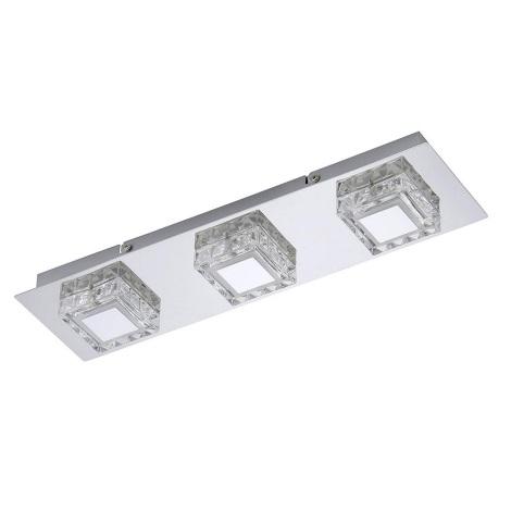 Briloner 3549-038 - LED Mennyezeti lámpa NOBLE 3xLED/5W/230V
