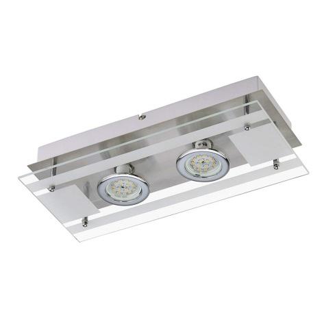Briloner 3552-022 - LED Mennyezeti lámpa PURISTA 2xLED/5W/230V