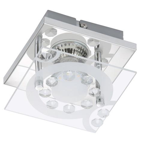 Briloner 3585-018 - LED Mennyezeti lámpa TORA 1xGU10/3W/230V