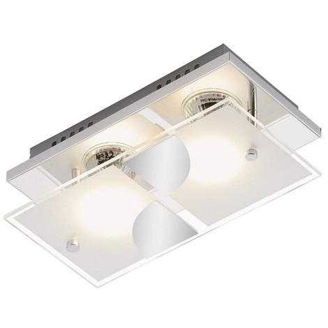 Briloner 3597-028 - LED Mennyezeti lámpa TOM 2xGU10/3W/230V