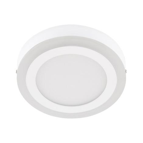Briloner 7271-016 - LED Mennyezeti lámpa STEP 1xLED/12W+1xLED/4W/230V