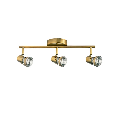 Briloner bl2947/039S - FLASH spotlámpa 3xGU10/50W