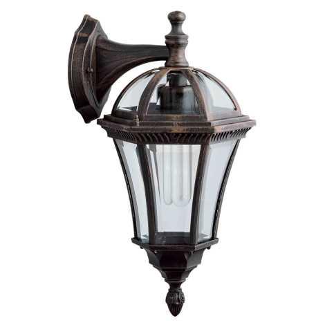 CAPRI D kültéri fali lámpa 1xE27/100W