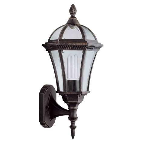 CAPRI N kültéri fali lámpa 1xE27/100W
