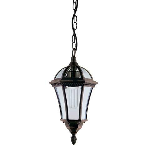 CAPRI R kültéri fali lámpa 1xE27/100W
