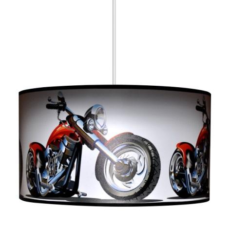Csillár  MOTORS 1xE27/60W/230V