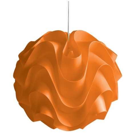 Csillár zsinóron 1xE27/60W W-3011 narancssárga