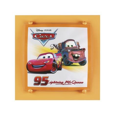 Dalber 33786 - Gyermek fali lámpa  CARS 2xE27/60W/230V