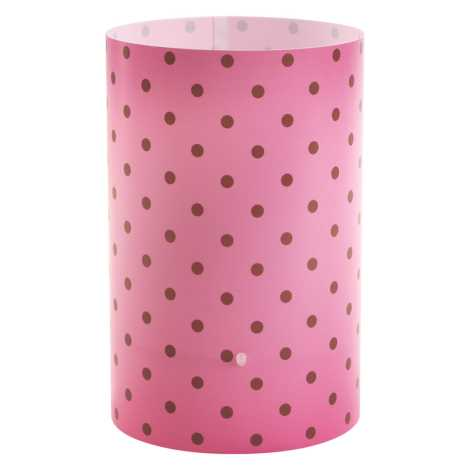 Dalber 42171 - Asztali lámpa PINK 1xE14/40W/230V