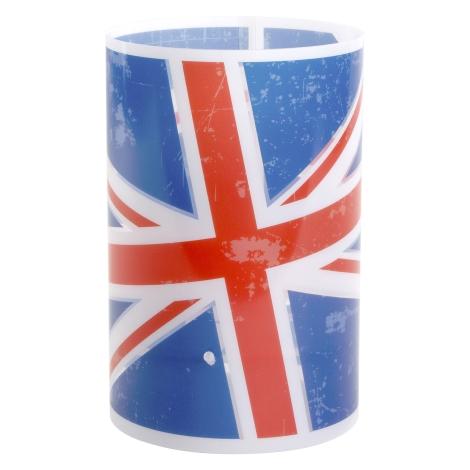 Dalber 42701 - Asztali lámpa ENGLAND 1xE14/40W/230V