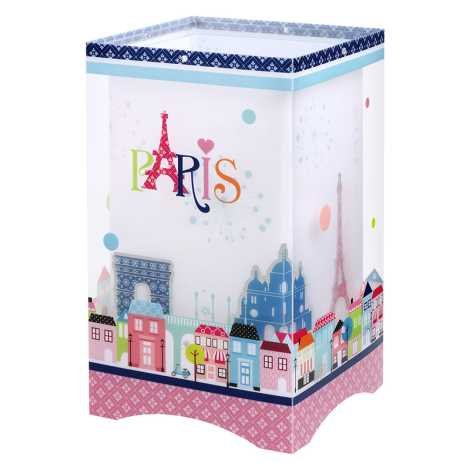 Dalber 43751 - Gyerek lámpa PARIS 1xE14/40W/230V