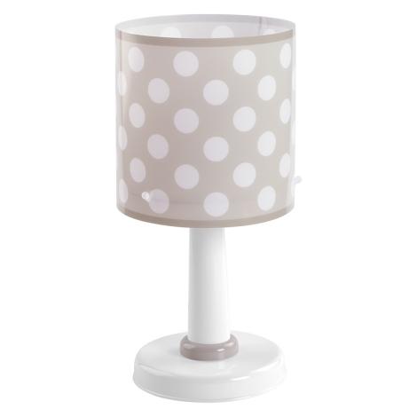 Dalber 61001E - Asztali lámpa DOTS 1xE14/40W/230V