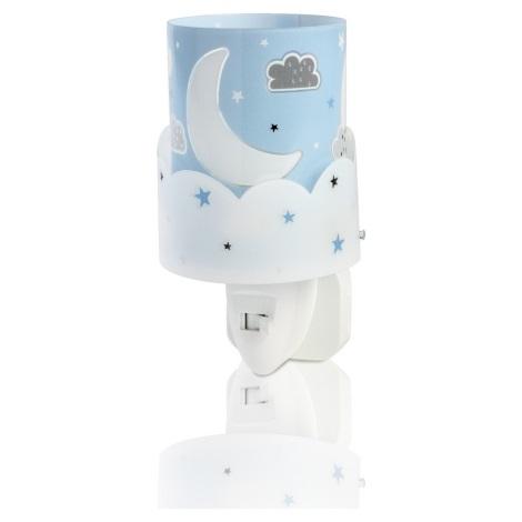 Dalber 61235T - LED Konnektoros lámpa MOON LED/0,3W/230V