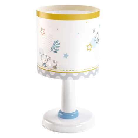 Dalber 62481 - Gyerek lámpa TEDDY & MOON 1xE14/40W/230V