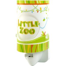 Dalber 63115 - LED Fali lámpa LITTLE ZOO LED/0.3W/230V