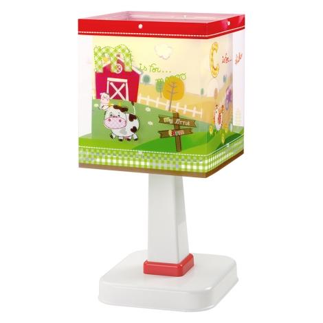 Dalber 64401 - Gyerek lámpa MY LITTLE FARM 1xE14/40W/230V