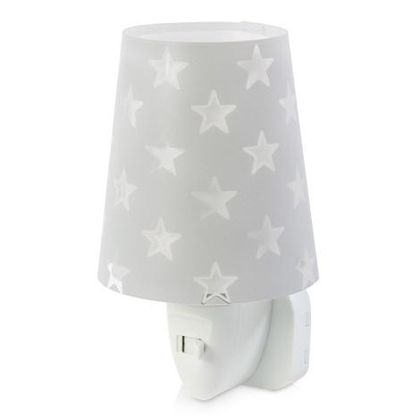 Dalber D-81215E - LED éjszakai fény  STARS 1xLED/0,3W/230V