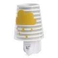 Dalber D-92191 - LED éjszakai fény LIGHT FEELING 1xLED/0,3W/230V