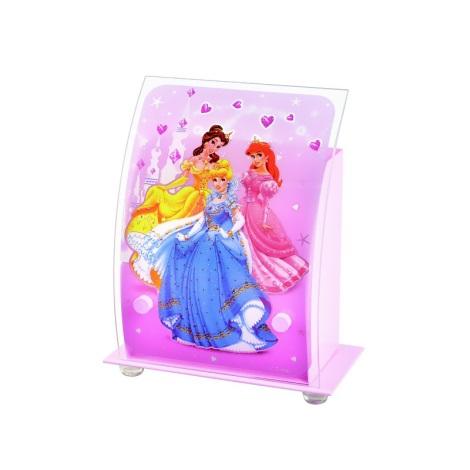 Dalbera 39871 - Gyermek lámpa PRINCESS 1xE14/40W/230V
