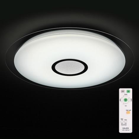 Dalen DL-C309T - LED szabályozható mennyezeti lámpa CLASSIC LED/38W/230V