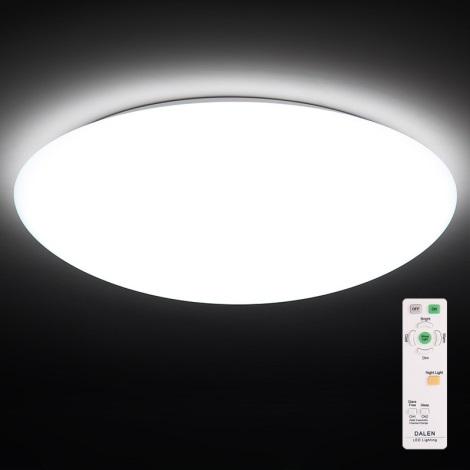 Dalen DL-C408T - LED szabályozható mennyezeti lámpa CLASSIC LED/56W/230V