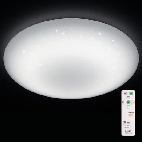 Dalen DL-C408TX - LED szabályozható mennyezeti lámpa STAR SKY LED/56W/230V