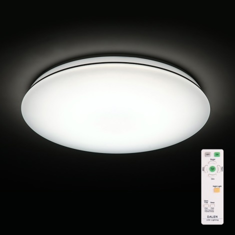 Dalen DL-S28T - LED szabályozható mennyezeti lámpa CLASSIC LED/28W/230V