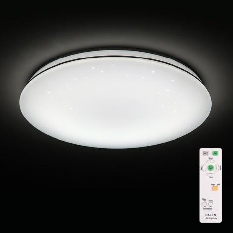 Dalen DL-S28TX - LED szabályozható mennyezeti lámpa STAR SKY LED/28W/230V