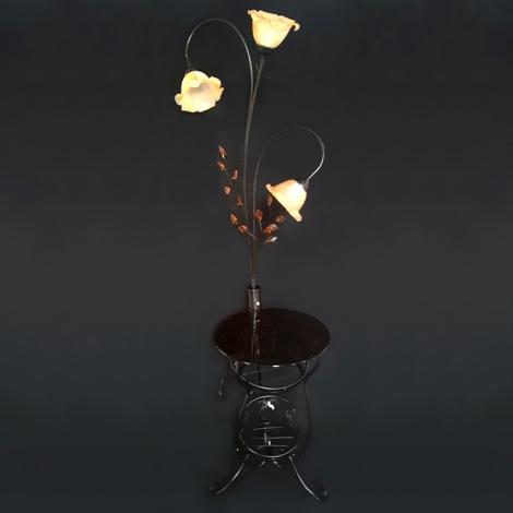 Dekorációs lámpa 3xE14/60W/230V