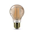 Dimmelhető LED Izzó Philips E27/7,5W/230V 2000K - VINTAGE