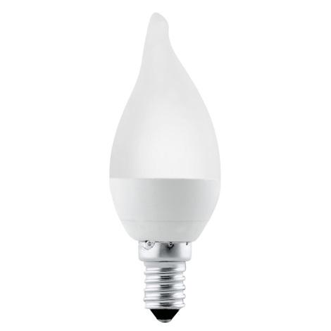 EGLO 11422 - LED-es izzó E14/4W 3000K gyertya
