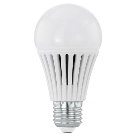 EGLO 11435 - LED-es izzó 1xE27/9W/220-240V kerek