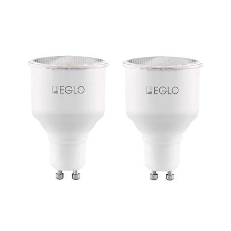 Eglo 12109 - KÉSZLET 2x Energiatakarékos izzó GU10/11W/230V