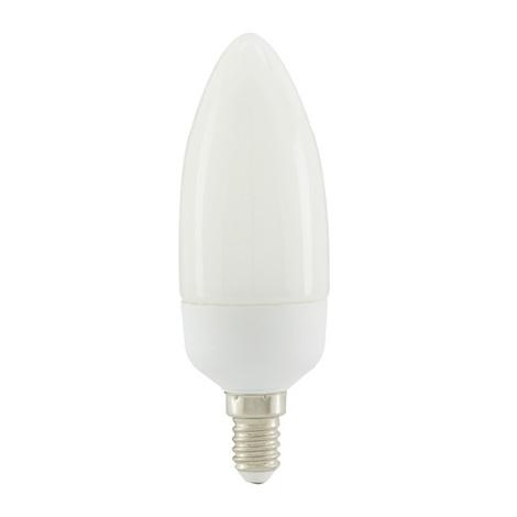 EGLO 12152 - Energiatakarékos izzó E14/9W gyertya