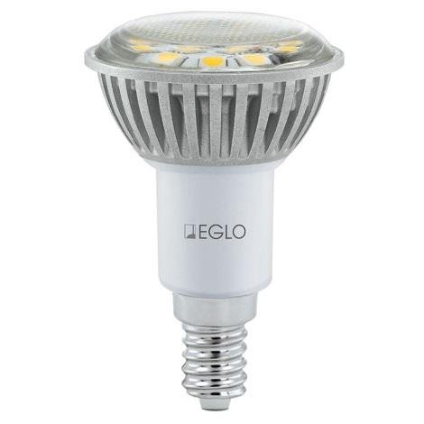 EGLO 12725 - LED-es izzó 1xE14/3W fehér