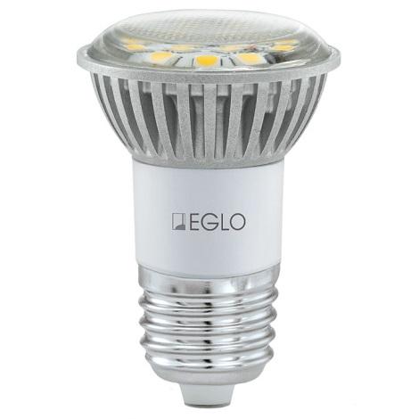 EGLO 12727 - LED-es izzó 1xE27/3W fehér