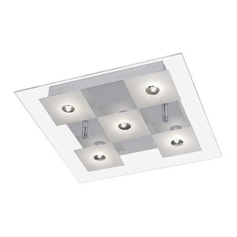 EGLO 13271 - FRES 1 mennyezeti lámpa 5xG9/33W