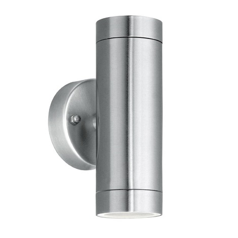 Eglo 13386 - Kültéri fali lámpa ODESSA 1 2xGU10/35W/230V