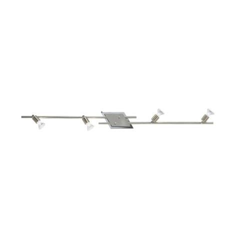 EGLO 13515 - BIASCO LED-es spotlámpa  4xGU10/2,5W LED