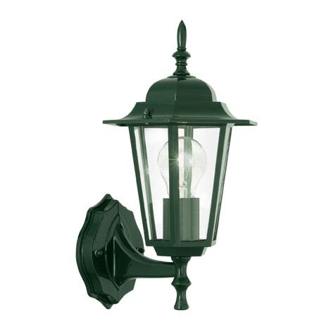 EGLO 22474 - LATERNA 6 kültéri fali lámpa 1xE27/60W