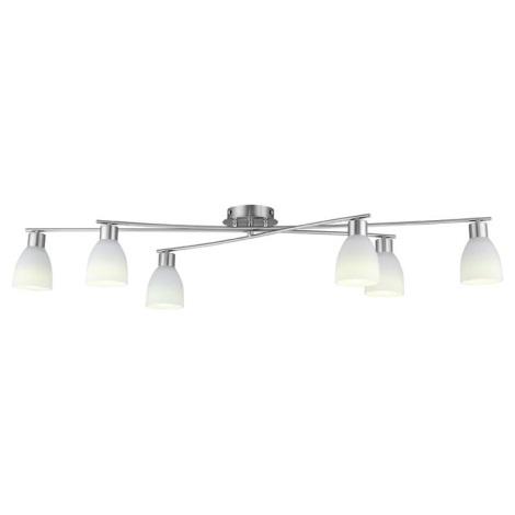 EGLO 22527 - Mennyezeti lámpa 6xE14/9W