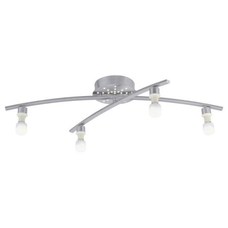 EGLO 22825 - MY CHOICE csillár lámpaváz 4xE14/9W