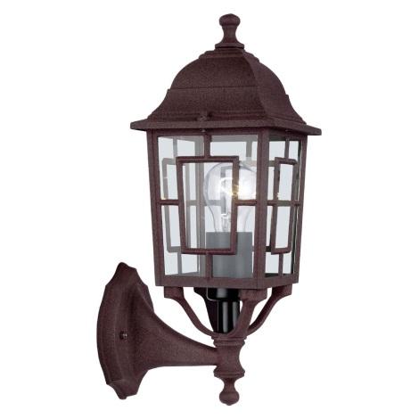 EGLO 30157 - KOLEA kültéri fali lámpa 1xE27/60W