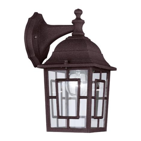 Eglo 30158 - Kültéri fali lámpa KOLEA 1xE27/60W/230V