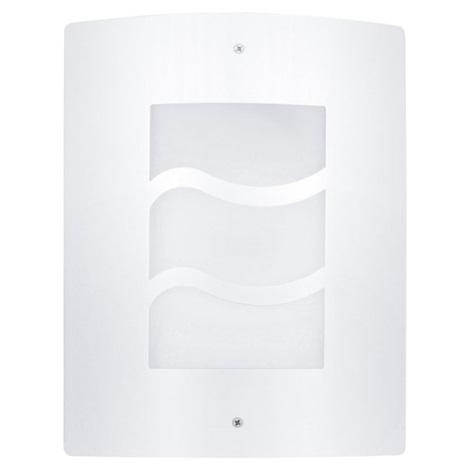 EGLO 30197 - CITY 1 fali lámpa 1xE27/60W fehér