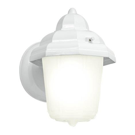 EGLO 30437 - LATERNA 7  fali lámpa 1xE27/60W fehér